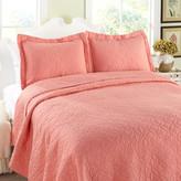 Laura Ashley Home Reversible Quilt Set