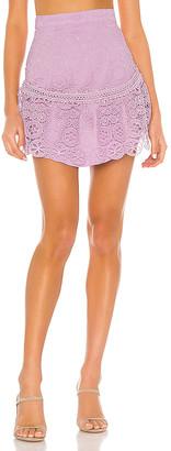 Lovers + Friends Layla Skirt