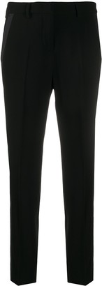 Alberto Biani Stripe Detail Tailored Trousers