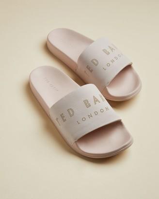 Ted Baker Branded Sliders