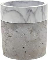 Marble & Concrete Border Pot