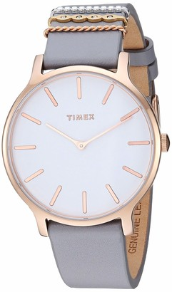 Timex Dress Watch (Model: TW2T45400)