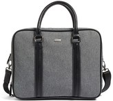 Ted Baker Men's Carbon Briefcase - Grey