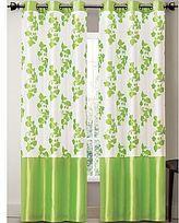 """Victoria Classics Serafina 84"""" Grommet-Top Curtain Panel Pair"""