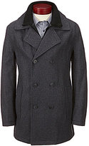 Andrew Marc Cheshire Wool Peacoat