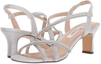Nina Noni (True Silver) High Heels