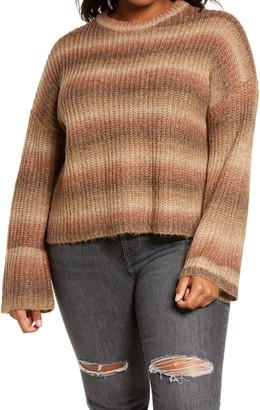BP Space Dye Sweater