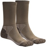 Lorpen CoolMax® Hunting Socks - 2-Pack, Crew (For Men and Women)