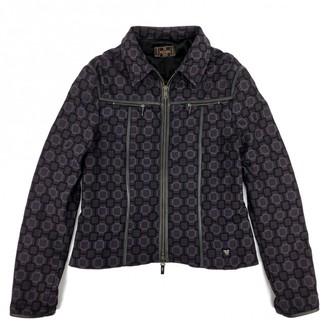 Fendi Purple Polyester Jackets