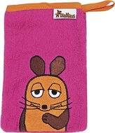 Playshoes 340090-11?The Mouse Terry Towelling Washing Mitt 15?x 20?cm by