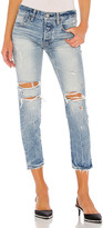 Moussy Vintage Wilburtha Tapered Slim Straight. - size 24 (also