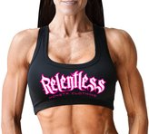 Monsta Clothing Co. Women's Relentless-(W-SBRA-116) Sports Bra