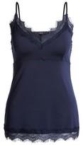 Set Fashion - Lace Camisole Top - Nightsky / DK34 - UK8