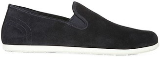 Vince Chadwick Sajo Suede Slip-On Sneakers