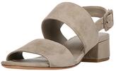 Vince Taye Suede Block Heel Sandal