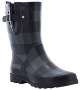 Western Chief Women's Buffalo Plaid Mid Calf Rain Boots