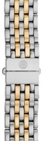 Michele Women's Serein 16 16Mm Two-Tone Bracelet Watchband