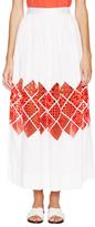 Temperley London Long Amalfi Skirt