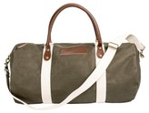 Cathy's Concepts Monogram Duffel Bag - Green