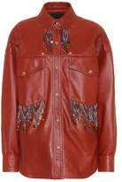 Acne Studios Arlari leather jacket