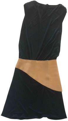 Jitrois Black Leather Dresses