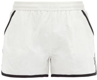 Ami De Coeur Swim Shorts - Cream Multi
