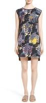 Zero Maria Cornejo Women's Eloise Nola Print Silk Dress