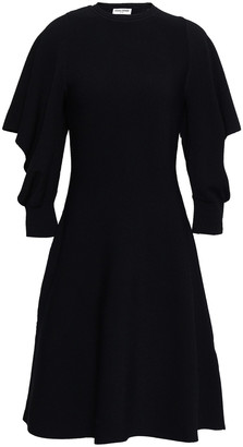 Opening Ceremony Cutout Stretch-ponte Dress