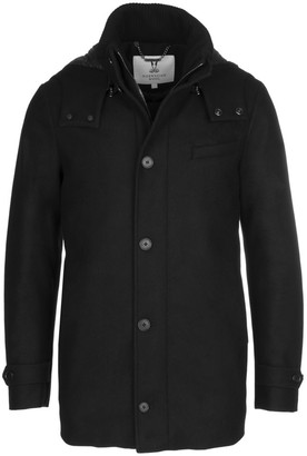 Norwegian Wool City Active Wool-Blend Down Parka