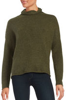 French Connection Knit Mockneck Sweater