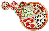 Learning Resources Pizza Fraction Fun Jr.