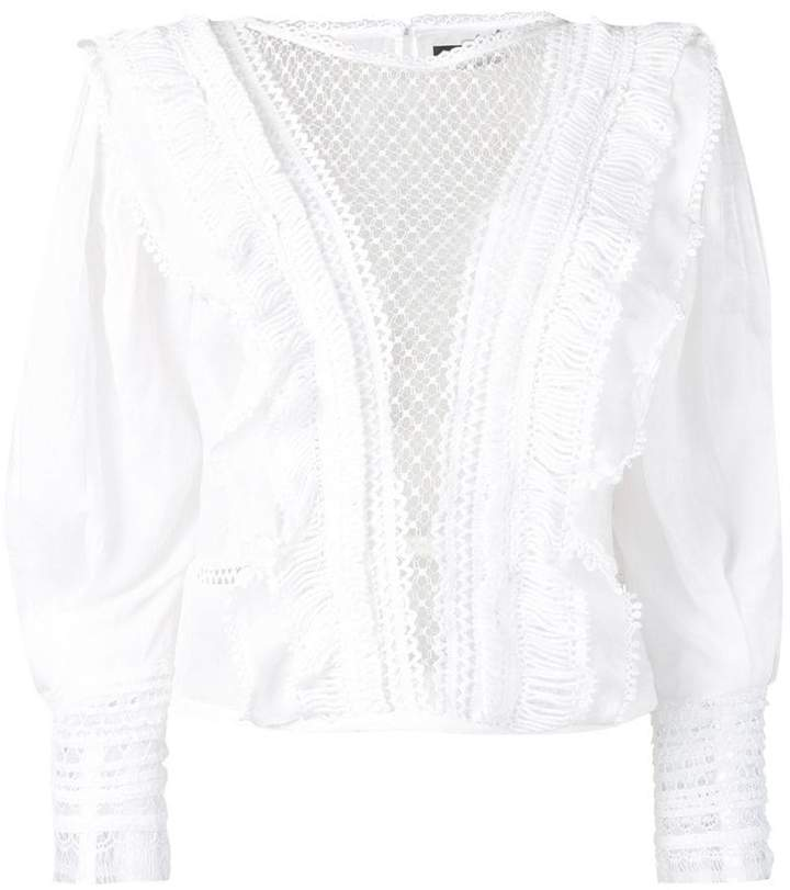 4d8f799a236fa3 Isabel Marant White Women's Tops - ShopStyle
