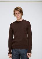 A.P.C. Marron Chine 90 Sweater
