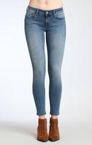 Mavi Jeans Adriana Super Skinny In Light Foggy Blue Tribeca