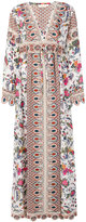 Tory Burch Gabriella floral dress - women - Silk - 2