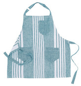 Bali Children Apron, Light Green