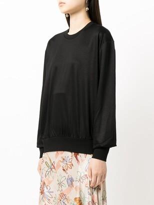 Paul Smith Side-Panelled Sweatshirt