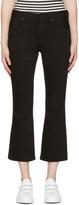 Alexander Wang Black Trap Jeans