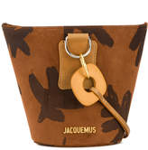 Jacquemus printed bucket bag