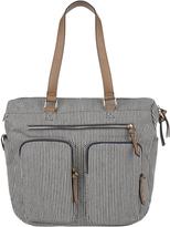 Accessorize Stripe Weekender Bag