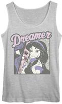 Fifth Sun Athletic Heather Jasmine 'Dreamer' Racerback Tank - Juniors
