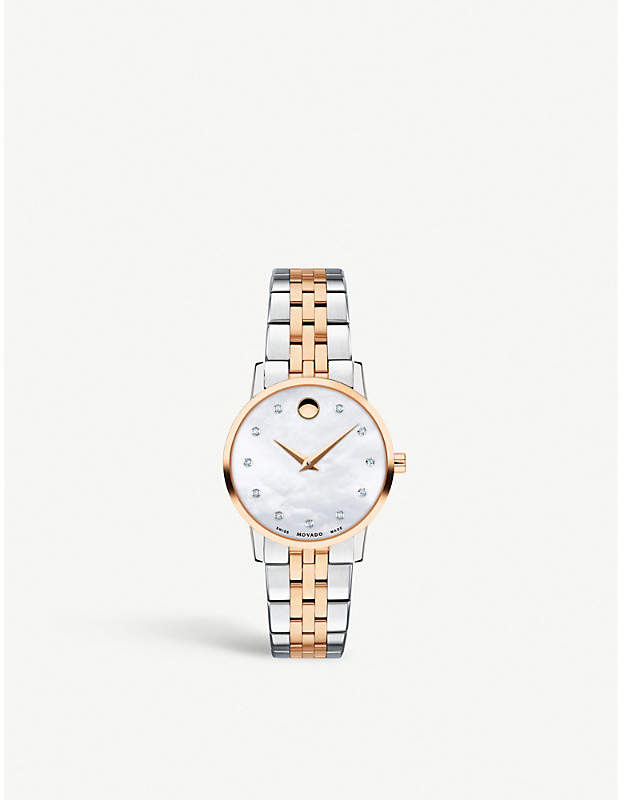 Movado Museum Classic stainless steel