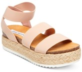 Thumbnail for your product : Steve Madden Women's Kimmie Flatform Espadrille Sandals