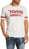 Lucky Brand Short Sleeve Norton Motorcycles T-Shirt