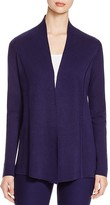 Eileen Fisher Seamed Straight Cardigan