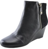 Isaac Mizrahi Kierra Round Toe Leather Bootie.