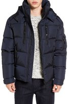 SAM. Men's Quilted Down Jacket