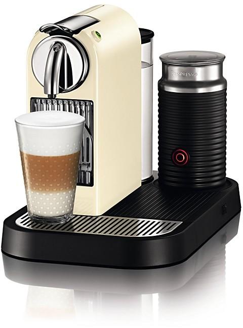 Nespresso Citiz & Milk Cappuccino and Latte Maker