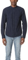 Scotch & Soda Long Sleeve Crispy Cotton Shirt