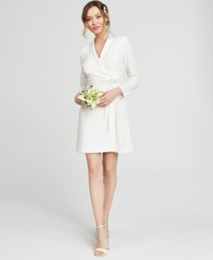 Adrianna Papell Tuxedo Sheath Dress, Regular & Petite Sizes, Created for Macy's